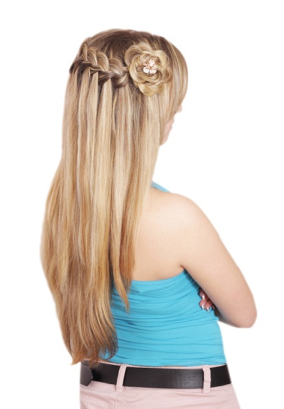 Best Indian Hiarstyles for long hair 2