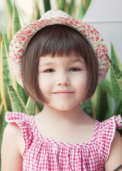 Bob haircuts for kids 7