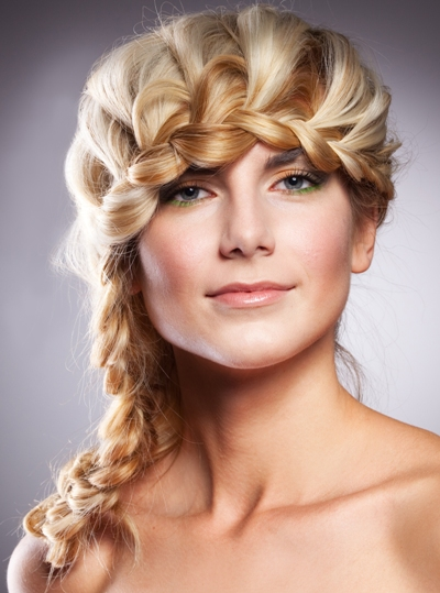 styling ideas for shoulder length hair top 9 braided hairstyles for medium hair styles at 8667