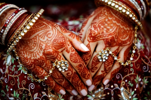 Bridal Mehndi On Foot : Mehndi design for hand and foot makedes
