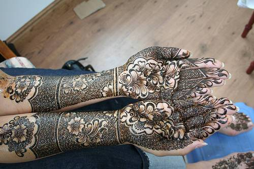 Bridal Mehndi Designs2