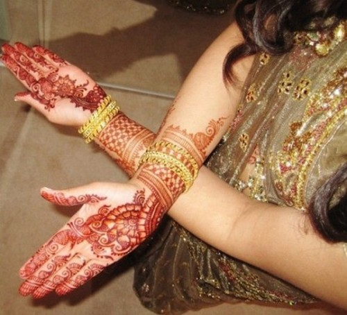 Bridal Mehndi Designs 20.a