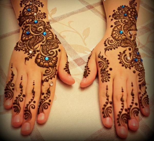 Bridal Mehndi Designs29