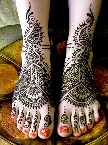 Bridal Mehndi Designs6