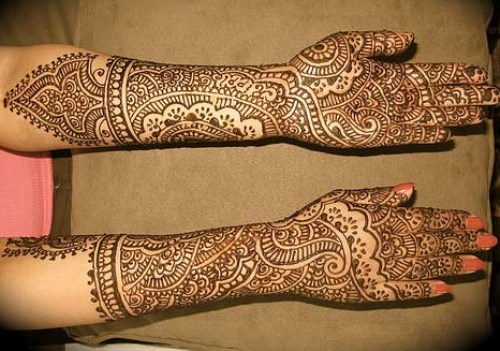 Bridal Mehndi Designs9