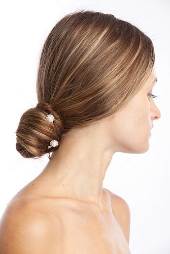 Bun hairstyles 12