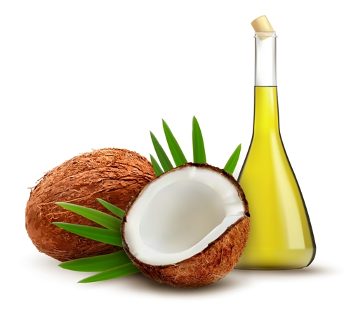 Coconut oil 4561