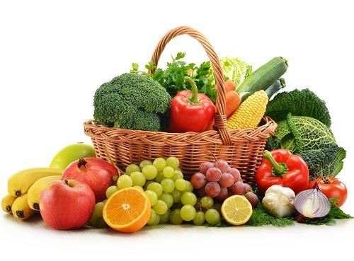 Crunchy Fruits