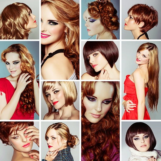 Different Hairstyles for girls top 100