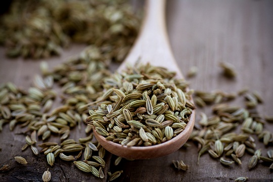Home Remedies For Irregular Periods Fennel seed