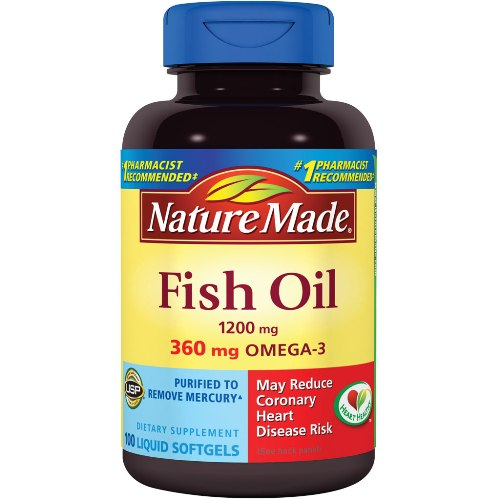Fish oil for home remedies for allergy