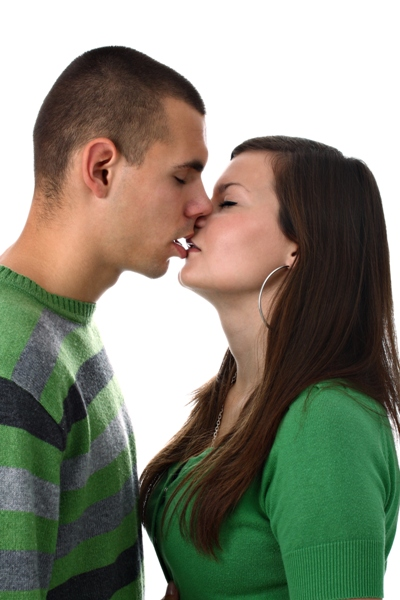 Different kind of kisses and what they mean