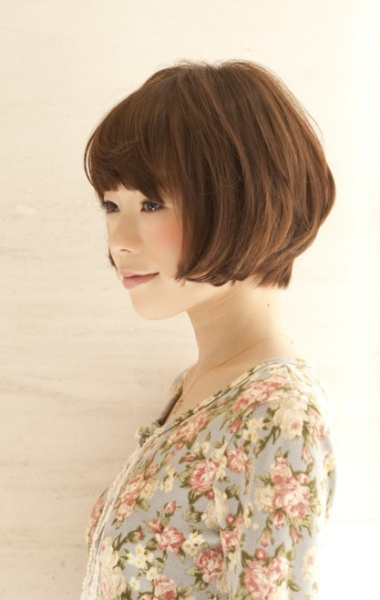 Top 9 Japanese Bangs Hairstyles | Styles At Life