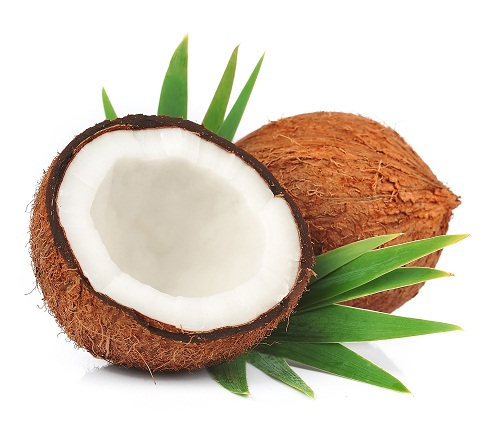 Fruit Diet Plan for Weight Loss - Coconut