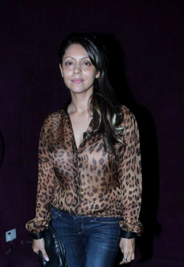 gauri khan without makeup