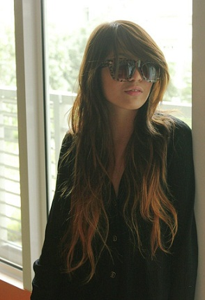 Hairstyles with Bangs 17
