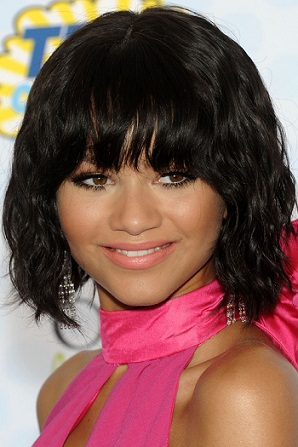 Hairstyles with Bangs 21