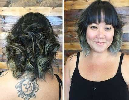 Hairstyles with Bangs 23