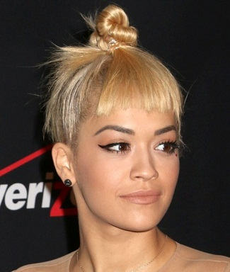 Hairstyles with Bangs 25