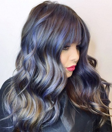 Hairstyles with Bangs 27