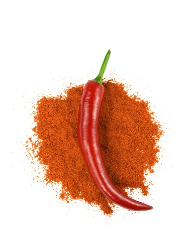 Home Remedies For Neck Pain - Cayenne Pepper
