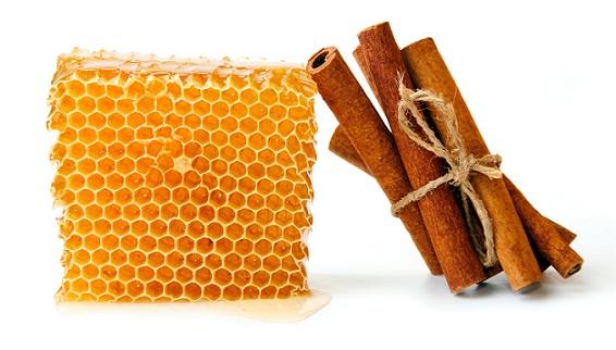 Honey cinnamon for obesity
