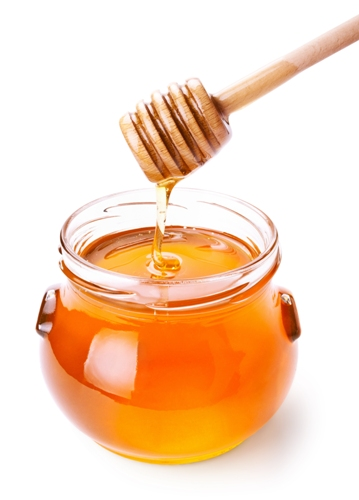 honey for skin