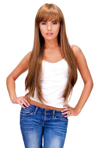 Indian hairstyles for long hair - Main