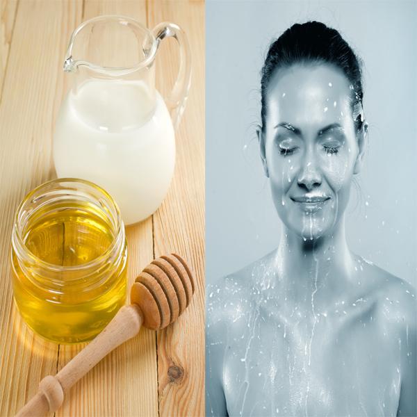 Milk and Honey Bath