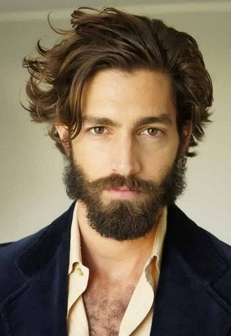 Modern Hairstyles for Men 12