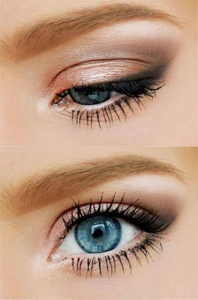 2 Simple Summer Eye Makeup Looks - How To Do
