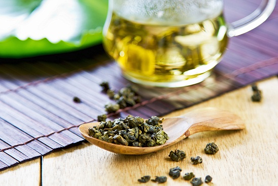 Oolong tea for obesity