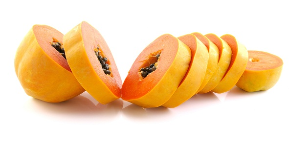 Papaya for dry hair