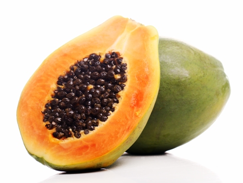 Papaya Best Fruits For Dry Skin