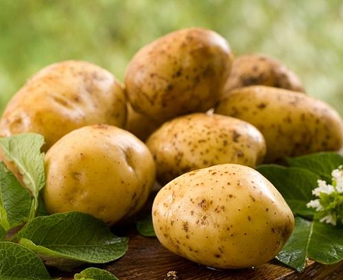 Potato for toothache