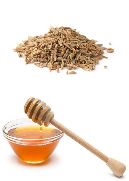 Cumin Seeds and Honey
