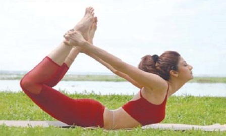 shilpa shetty yoga for flat stomach and belly  styles at life