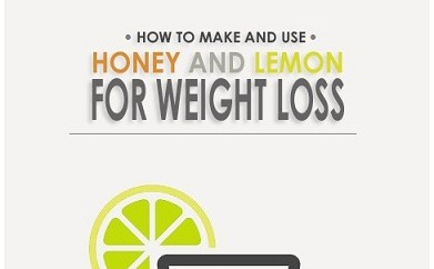 honey and lemon for weight loss