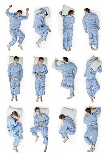 Sleeping Positons