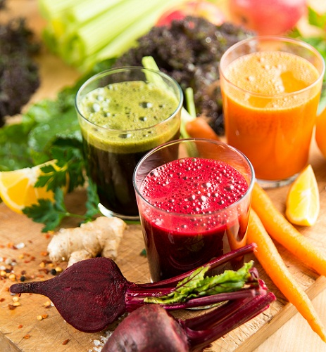Soups And Juices