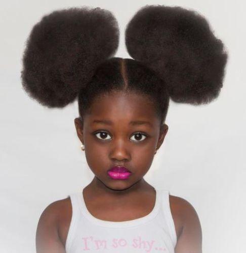 Pleasing 9 Best Hairstyles For Black Little Girls Styles At Life Schematic Wiring Diagrams Amerangerunnerswayorg