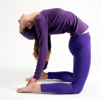 The Camel Pose