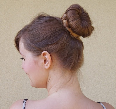 The simple bun of 2016
