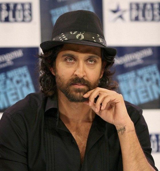 Hrithik Roshan No Makeup