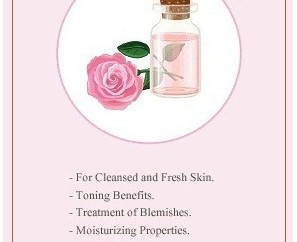 Uses And Benefits Of Rose Water