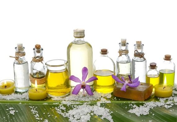Verious essential oils