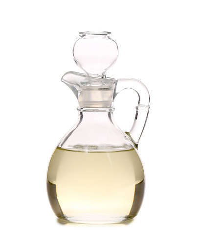 Vinegar for dry hair
