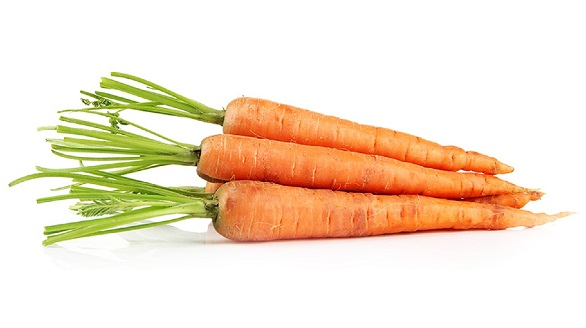 Vitamin h foods Carrots