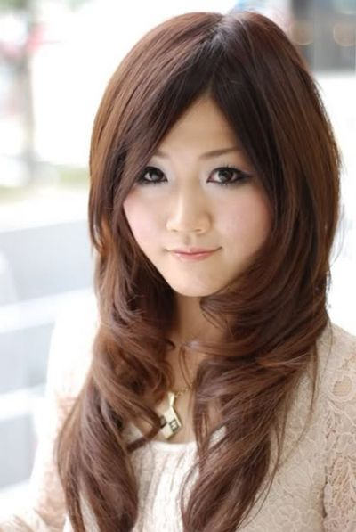 Top 9 Japanese Bangs Hairstyles Styles At Life