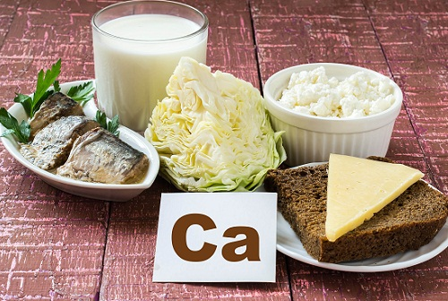 Ways To Grow Taller Naturally - Calcium